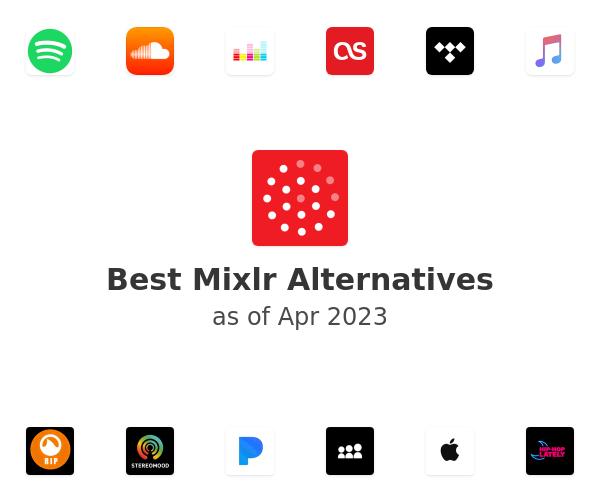 Best Mixlr Alternatives