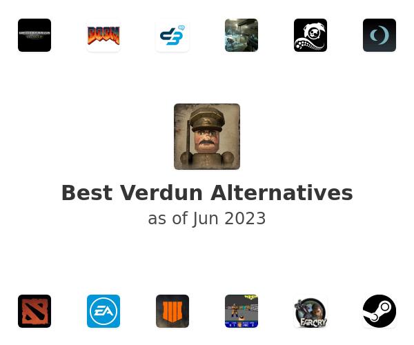 Best Verdun Alternatives