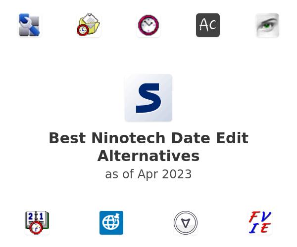 Best Ninotech Date Edit Alternatives