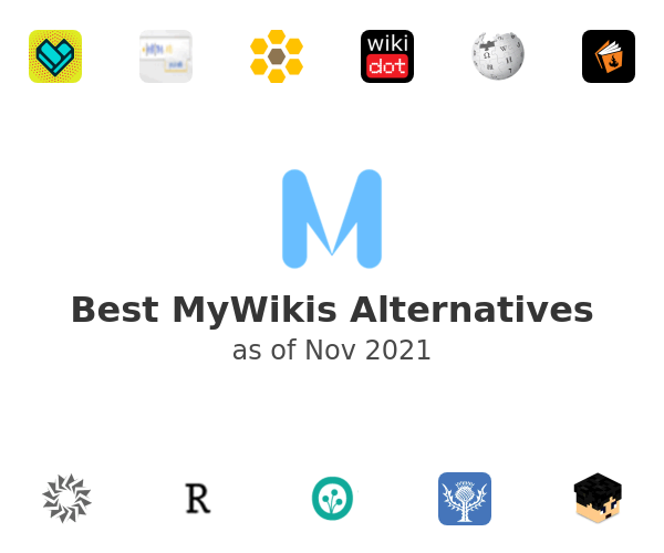 Best MyWikis Alternatives