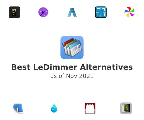 Best LeDimmer Alternatives