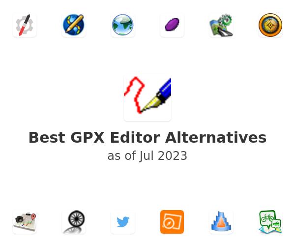 Best GPX Editor Alternatives