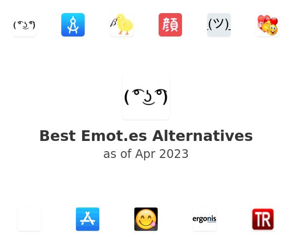 Best Emot.es Alternatives