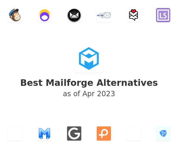 Best Mailforge Alternatives
