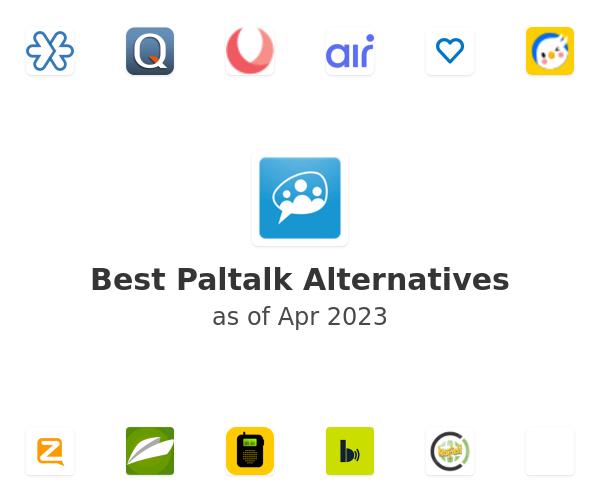 Best Paltalk Alternatives