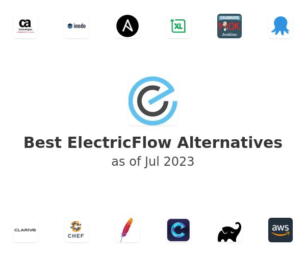Best ElectricFlow Alternatives