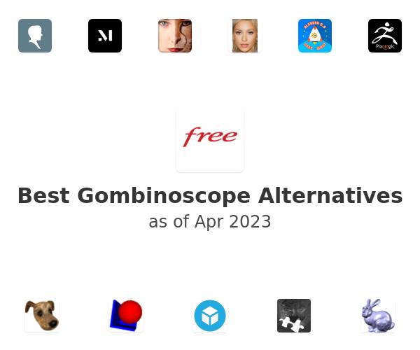Best Gombinoscope Alternatives