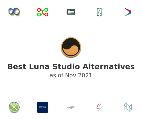 Best Luna Studio Alternatives