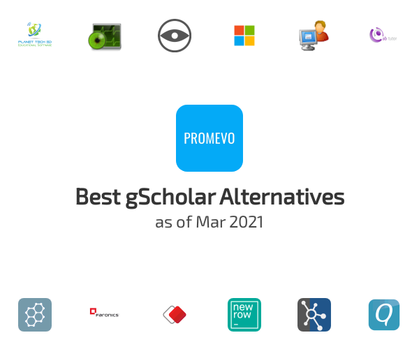 Best gScholar Alternatives
