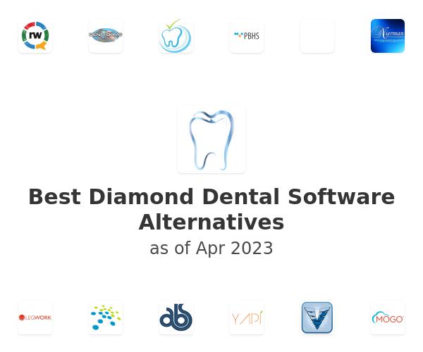 Best Diamond Dental Software Alternatives