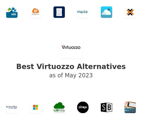 Best Virtuozzo Alternatives