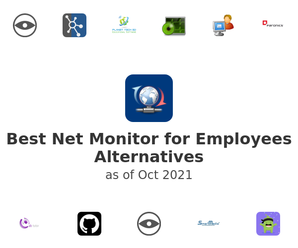 Best Net Monitor for Employees Alternatives