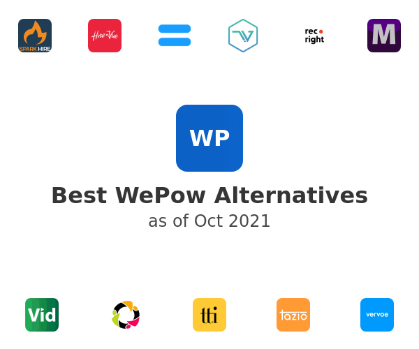 Best WePow Alternatives