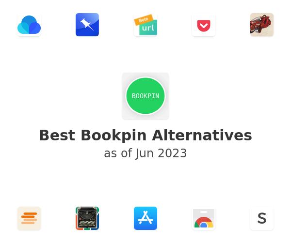 Best Bookpin Alternatives