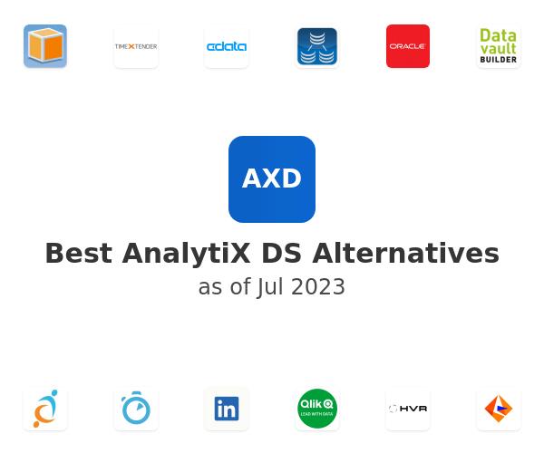Best AnalytiX DS Alternatives