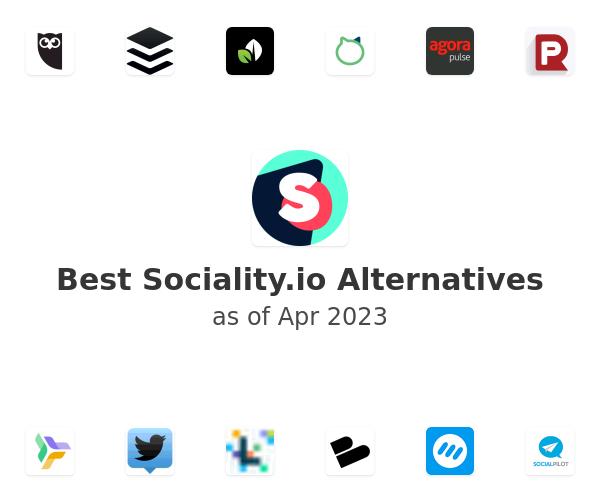 Best Sociality.io Alternatives