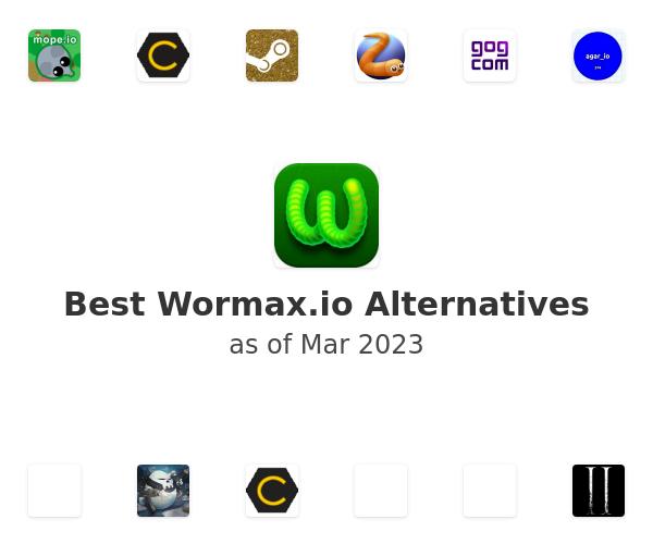 Best Wormax.io Alternatives