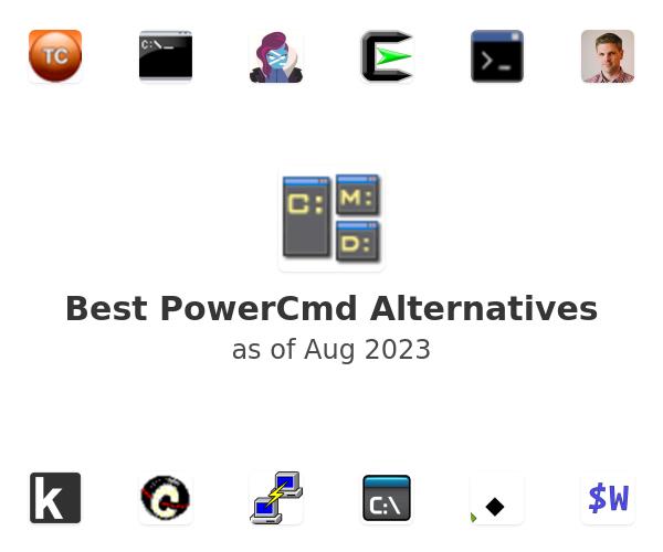 Best PowerCmd Alternatives