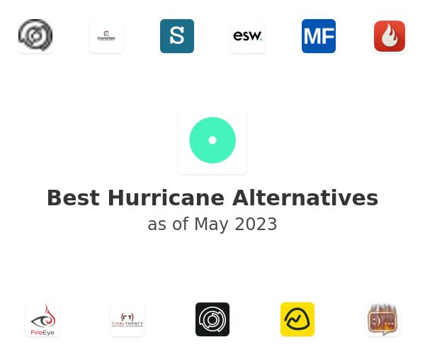 Best Hurricane Alternatives