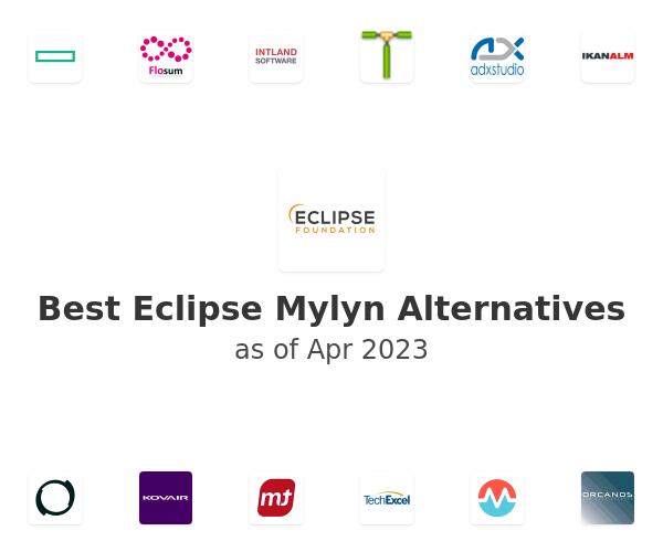 Best Eclipse Mylyn Alternatives