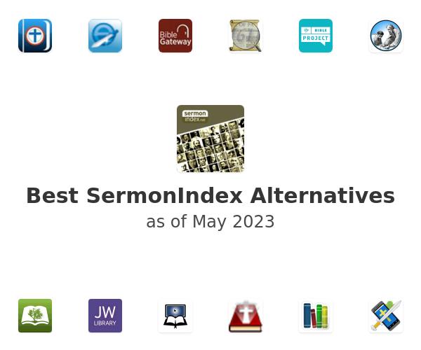 Best SermonIndex Alternatives