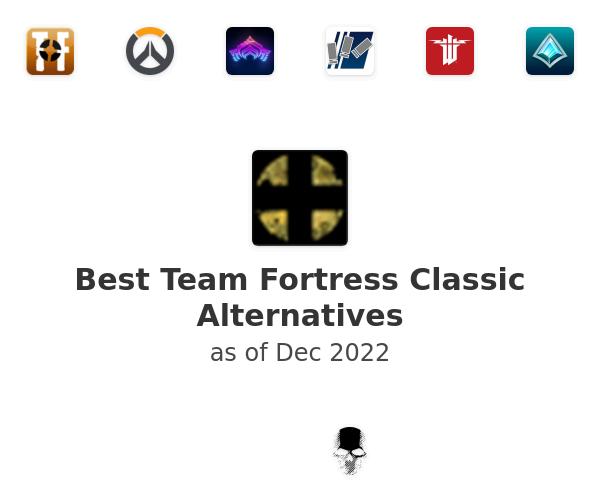 Best Team Fortress Classic Alternatives
