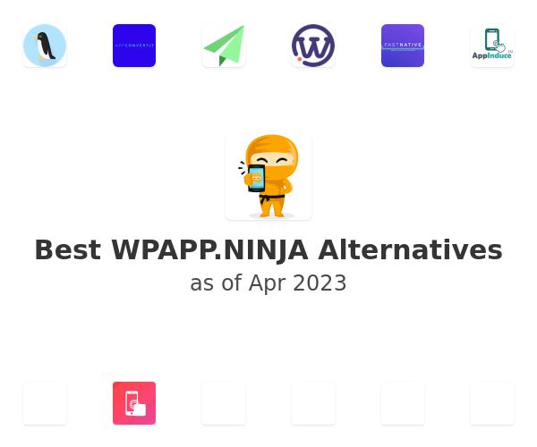 Best WPAPP.NINJA Alternatives