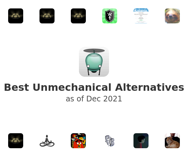 Best Unmechanical Alternatives