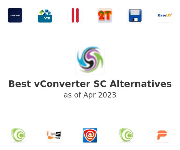 Best vConverter SC Alternatives