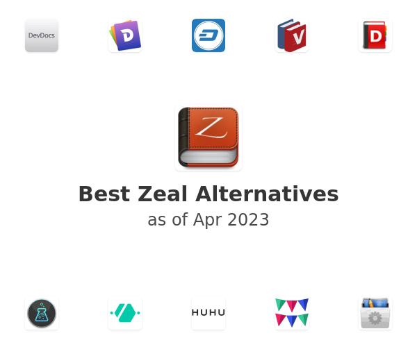 Best Zeal Alternatives