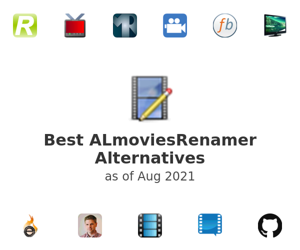 Best ALmoviesRenamer Alternatives