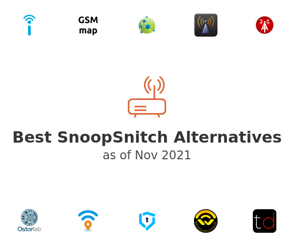Best SnoopSnitch Alternatives