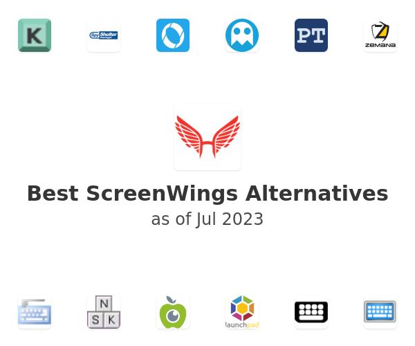 Best ScreenWings Alternatives