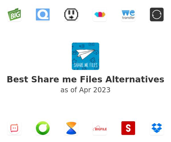 Best Share me Files Alternatives