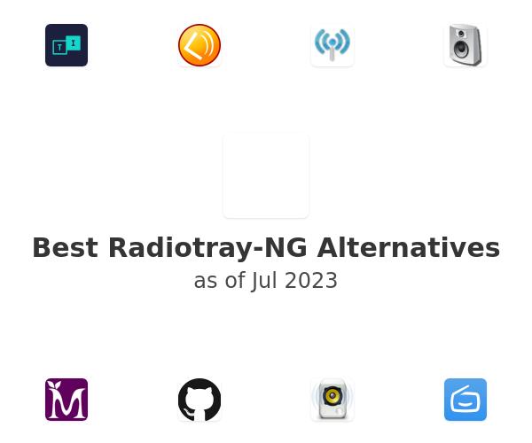 Best Radiotray-NG Alternatives