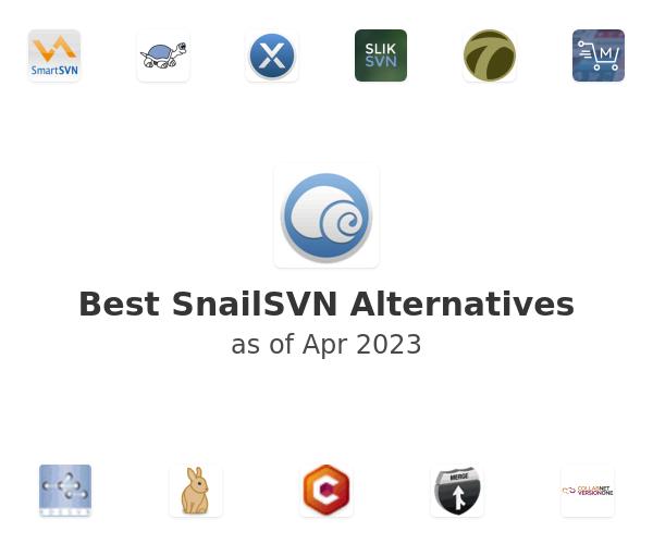 Best SnailSVN Alternatives