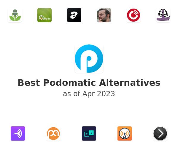 Best Podomatic Alternatives