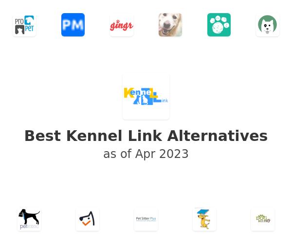Best Kennel Link Alternatives