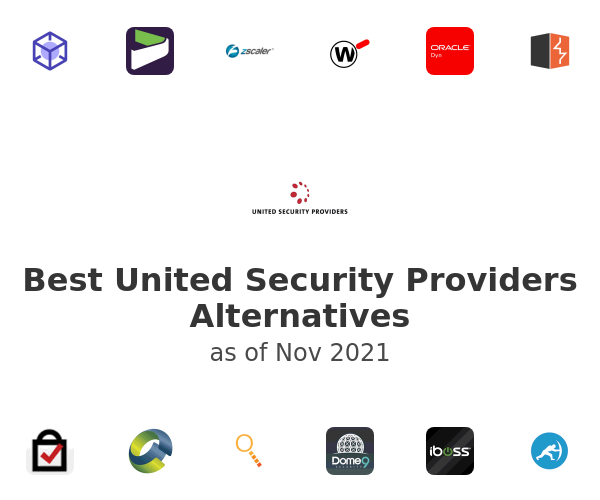 Best United Security Providers Alternatives