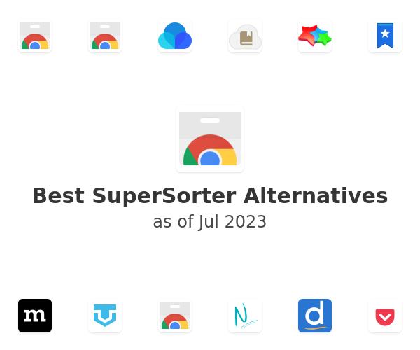 Best SuperSorter Alternatives