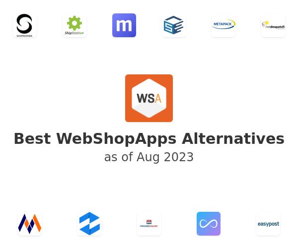 Best WebShopApps Alternatives