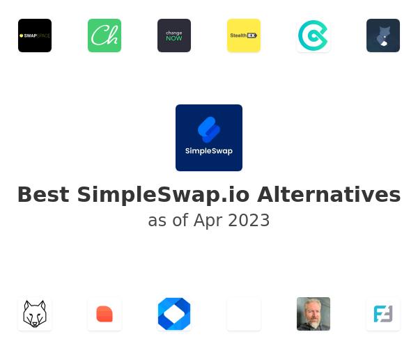 Best SimpleSwap.io Alternatives