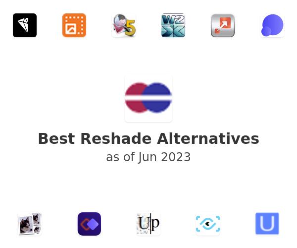 Best Reshade Alternatives