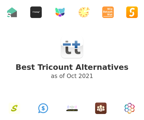 Best Tricount Alternatives