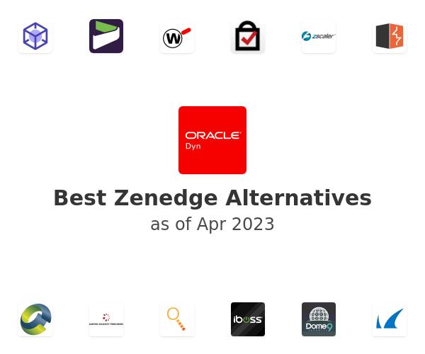 Best Zenedge Alternatives