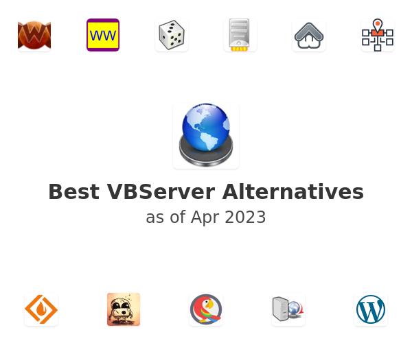 Best VBServer Alternatives