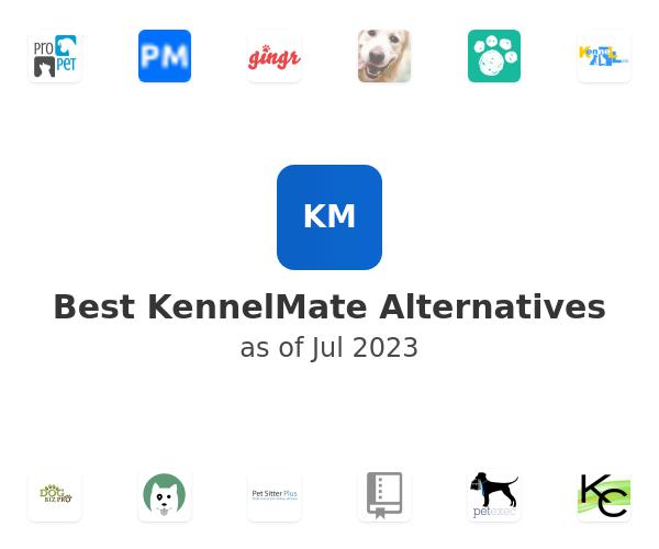 Best KennelMate Alternatives