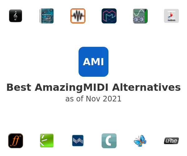 Best AmazingMIDI Alternatives