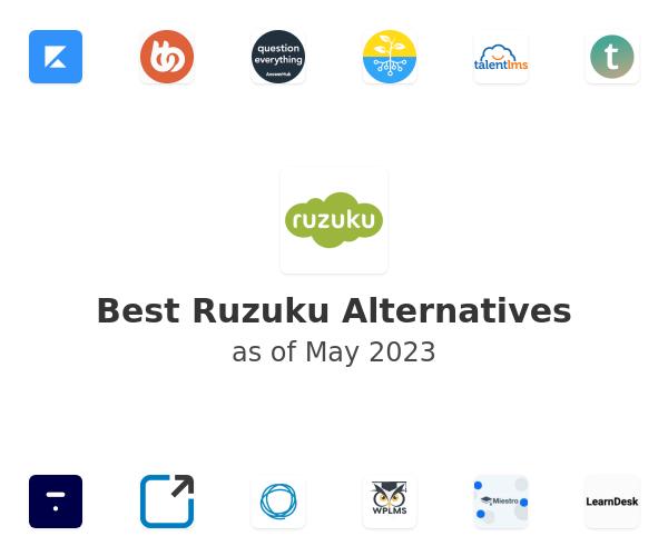 Best Ruzuku Alternatives
