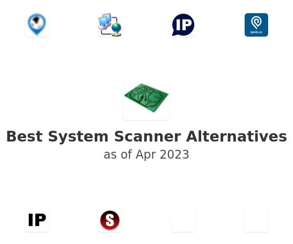 Best System Scanner Alternatives